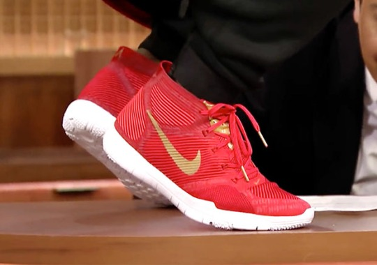 """Kevin Hart Reveals Release Info For His Nike """"Hustle Hart"""" Shoes"""