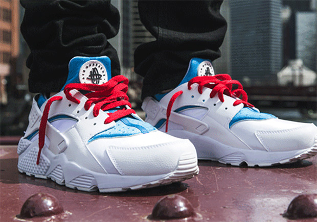 NIKEiD is celebrating the start of the MLB season with a brand new NIKEiD  Chicago City Collection that shows off exclusive footwear designs inspired  by both ...