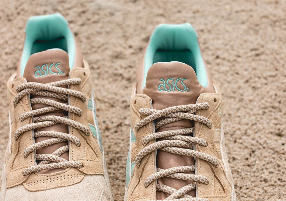 newest collection fd645 04380 Offspring ASICS Gel Lyte V Cobbled Release Date ...