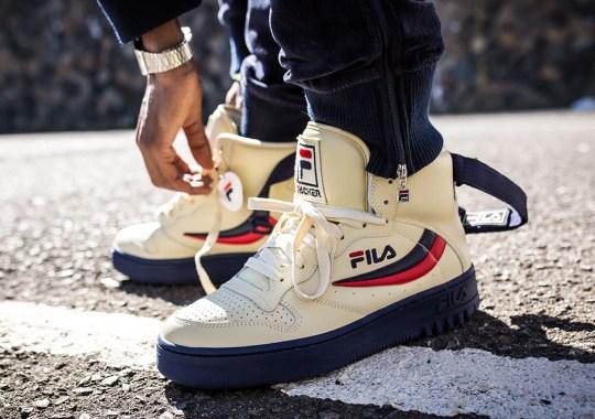 Packer Shoes Brings Back The OG Fila FX-100