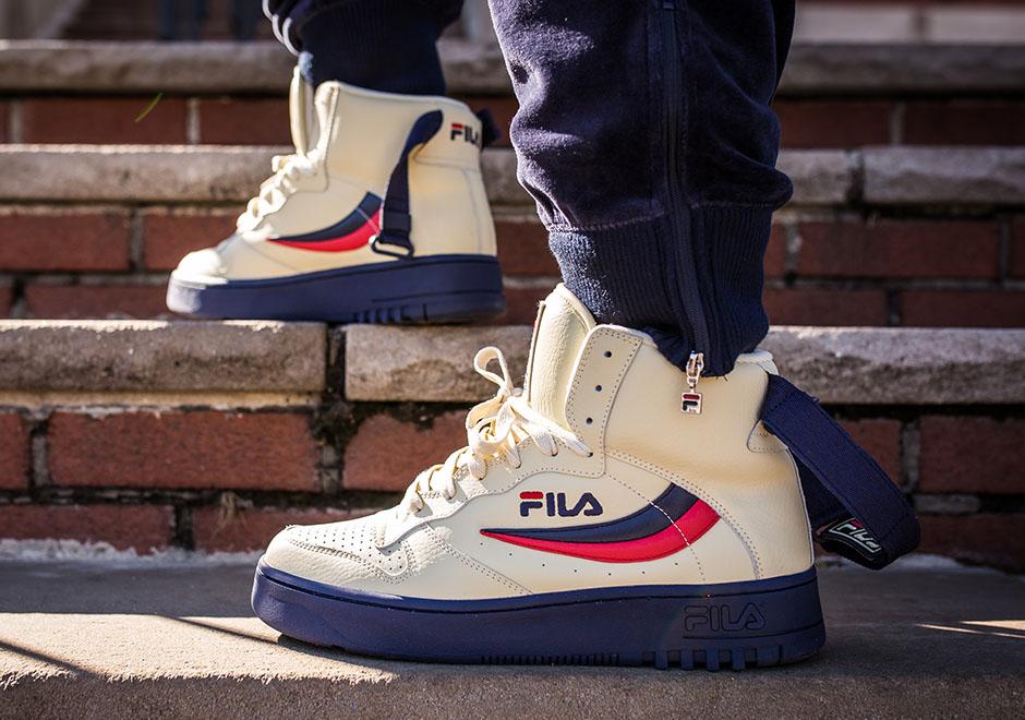 Packer Shoes Brings Back The OG Fila FX