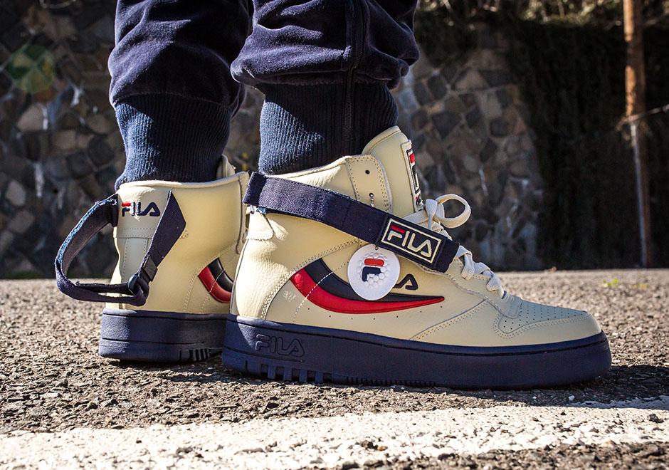 10f83547ab3b Packer Shoes Brings Back The OG Fila FX-100 - SneakerNews.com