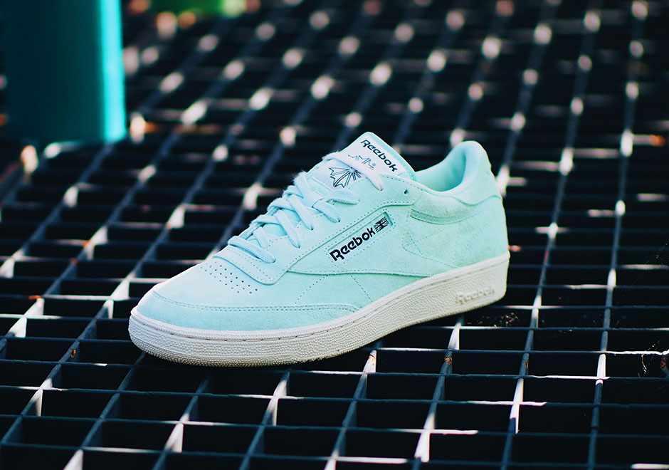 Reebok Brings Spring Pastels To The Scene With The Club C