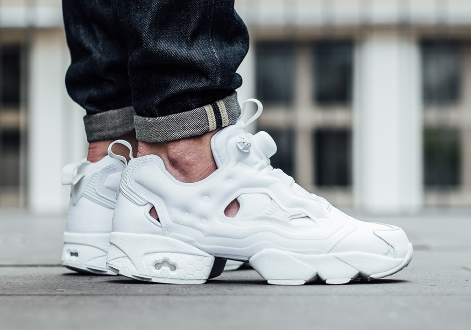 reebok insta pump fury white