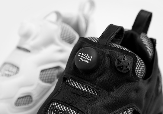 Size? Creates A New Knit Pattern On Exclusive Reebok Instapump Fury Releases