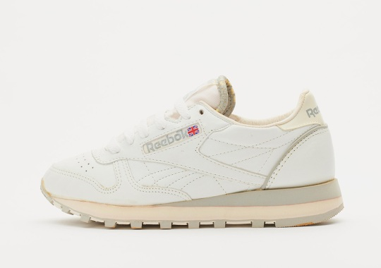 The History Of Reebok Classic And How It Fueled Global Sneaker Culture