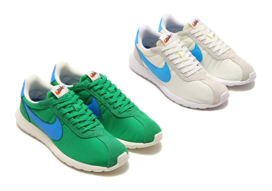 The Nike Roshe LD-1000 Blossoms This Spring With Six New Releases