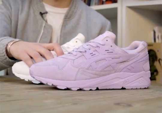 Size? Reveals Upcoming ASICS GEL-Kayano Collaboration For May 2016