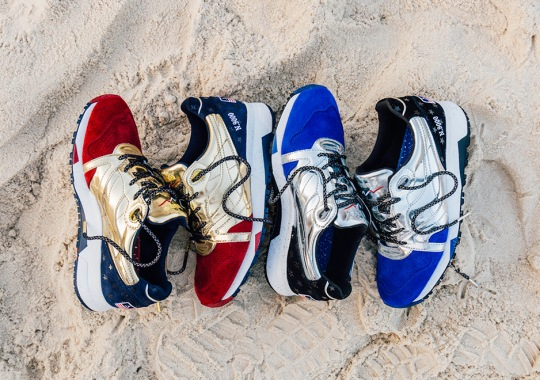 "Social Status And Diadora Go For The Win With ""Rio Olympic Medals"""