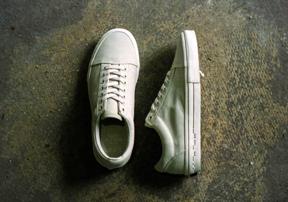 73bba594bd St. Alfred x Vans Old Skool LX | SneakerNews.com