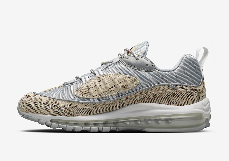 92aa26d760d Supreme Nike Air Max 98 Nike.com Online Release