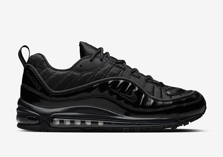 Nike Air Max 98 oro