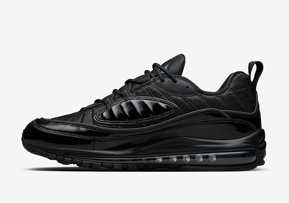 Supreme Nike Air Max 98 Nike Com Online Release Sneakernews Com