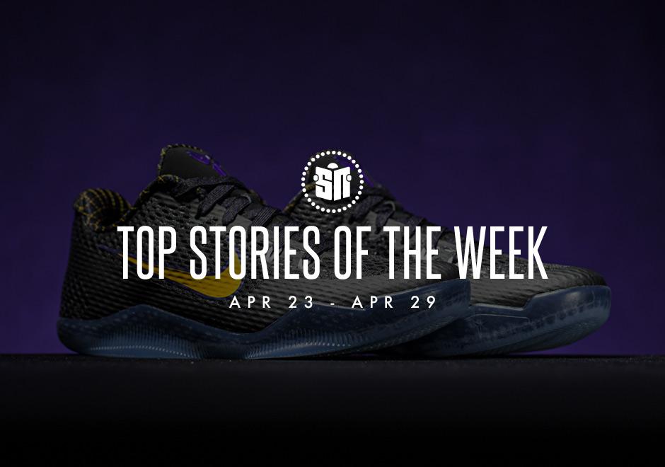 Top Stories of the Week: 4/23-4/29