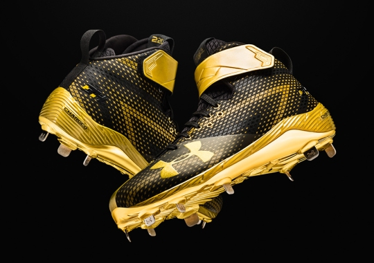 Bryce Harper Has His Own Signature Shoes With Under Armour