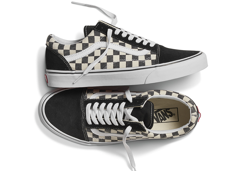100298fc8418c7 Vans Checkerboard Collection Spring 2016