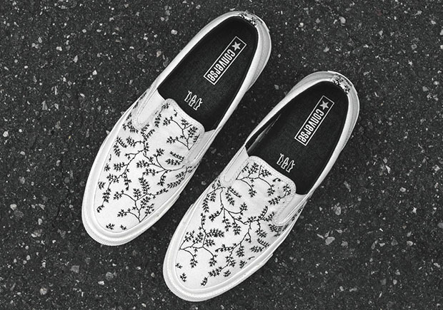 Vice Versa Nyc >> The Converse Deck Star Slip-On Is Ready For Spring With ...