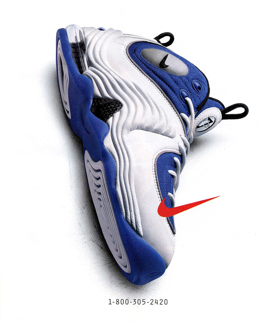 Nike air penny 2 ad