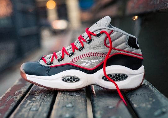 """Reebok Remembers Iverson's Infamous Press Conference with the Question Mid """"Practice"""""""