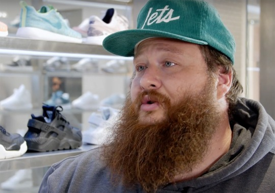 Action Bronson Doesn't Wear Jordans Because Of A Personal Issue With MJ Himself