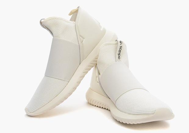 Girls' Grade School adidas Tubular Shadow Knit Casual Shoes Finish