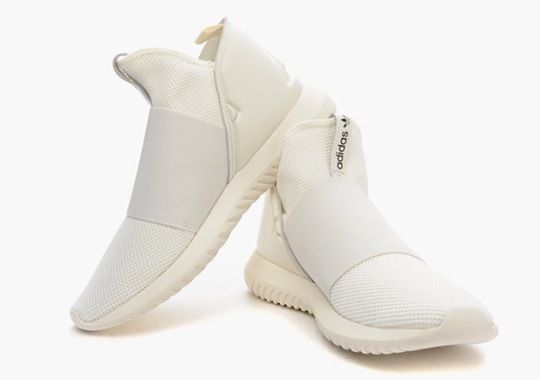 The Best adidas Tubular Model For Women Releases In A Laceless Form