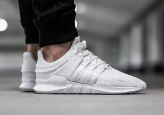 "adidas Is Owning The ""Triple White"" Market With Upcoming EQT Support ADV"