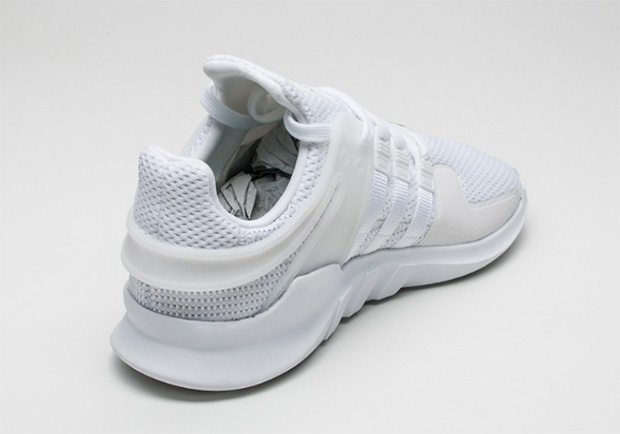 best website 885d9 5f018 ... Adidas X Pusha T Support Eqt Ultra Boost Pk King Push Grey Primeknit  S76777 Ds! The adidas EQT Support ADV Primeknit Black White ...