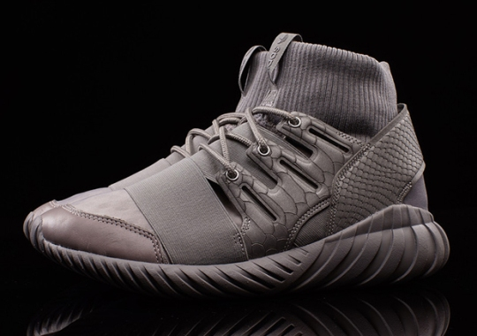 """adidas Originals Releases """"Fashion Week Pack"""" With Reflective Snake Uppers"""