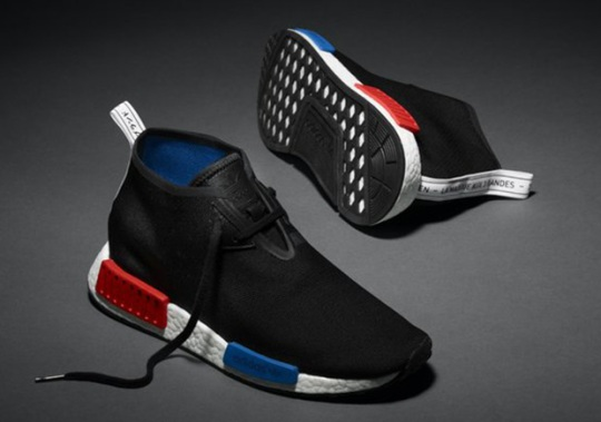 The adidas NMD City Sock And NMD Chukka Are Releasing This Weekend