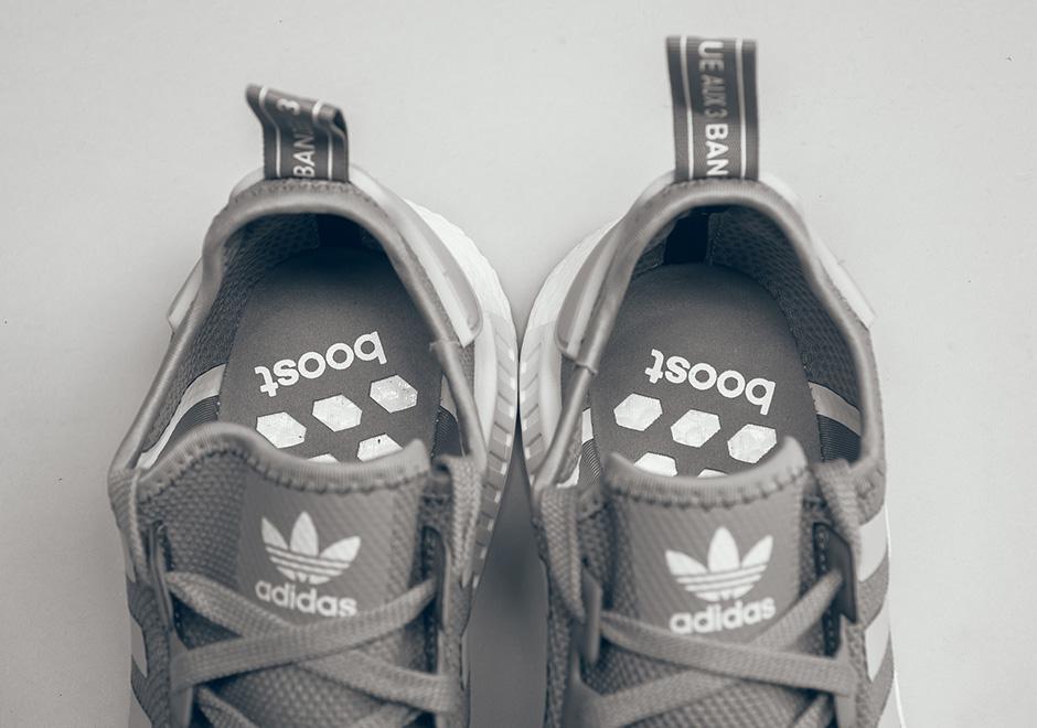 ogsvph adidas NMD R1 Grey White | SneakerNews.com