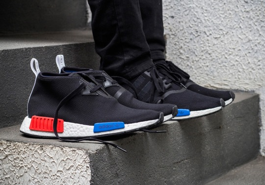 Comparing The OG adidas NMD R1 And NMD Chukka