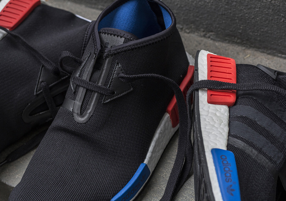 Authentic adidas Originals NMD R1 Primeknit Shoes By1887 Gum