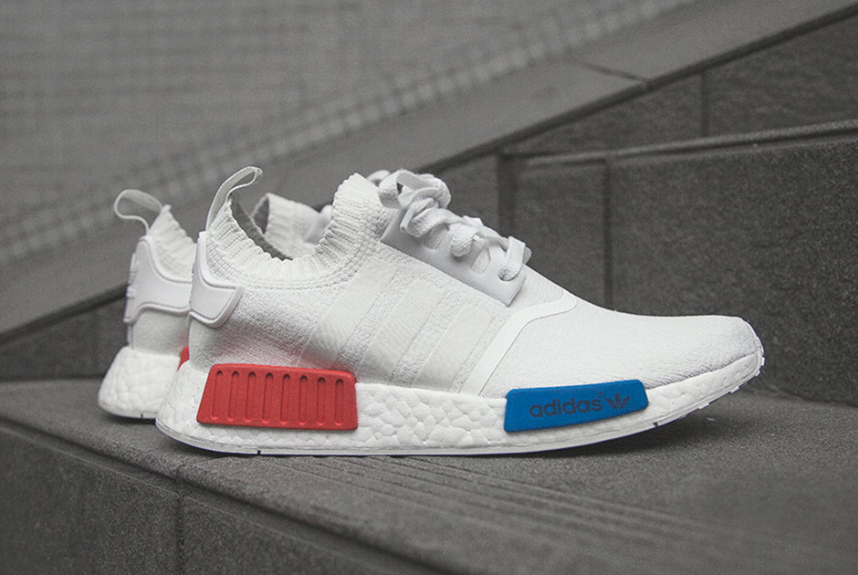 Cheap Adidas NMD XR1 PK OG Core Black Blue Red Size 11.5. BY1909
