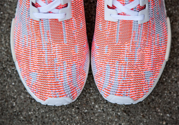 Adidas Nmd Primeknit Camo Blanc UVuGXD