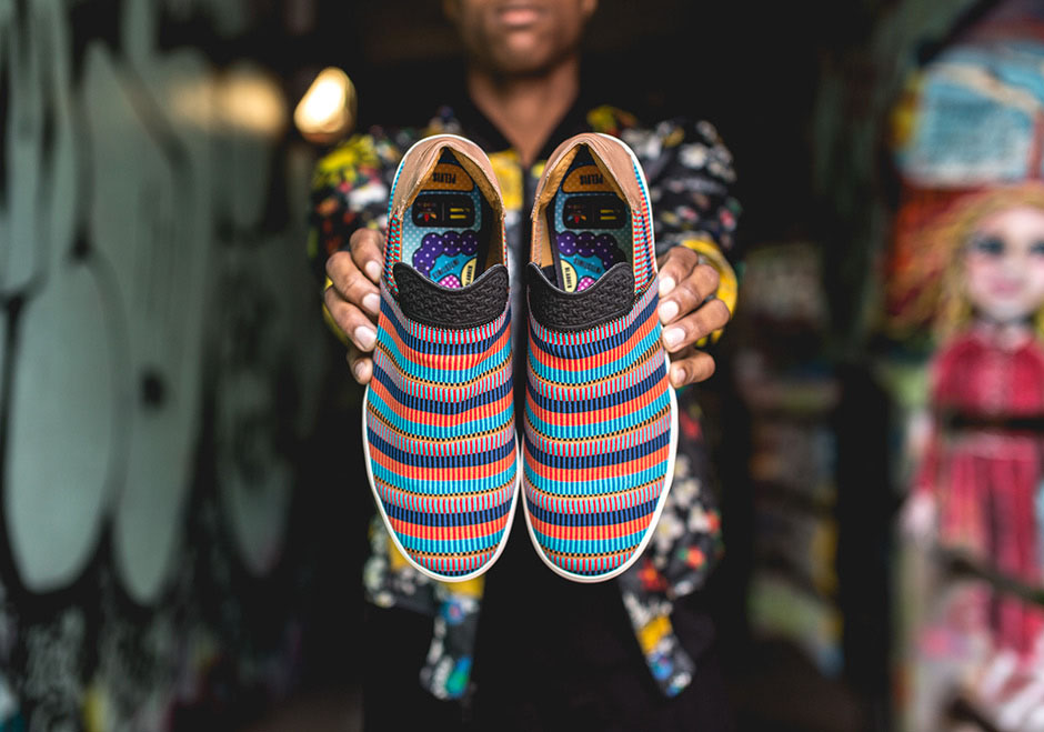 wholesale dealer ad56f 27bdd Pharrell x adidas Pink Beach Collection  SneakerNews.com
