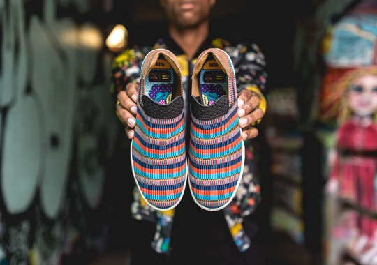 """A Detailed Look At The Complete Pharrell x adidas Originals """"Pink Beach"""" Collection"""