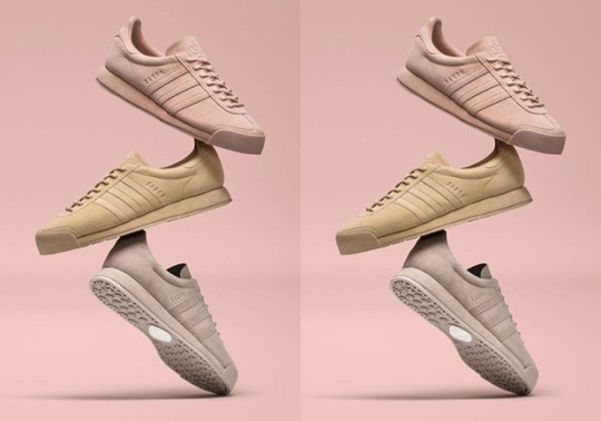 adidas Brings Premium Pigskin Suedes To The Samoa