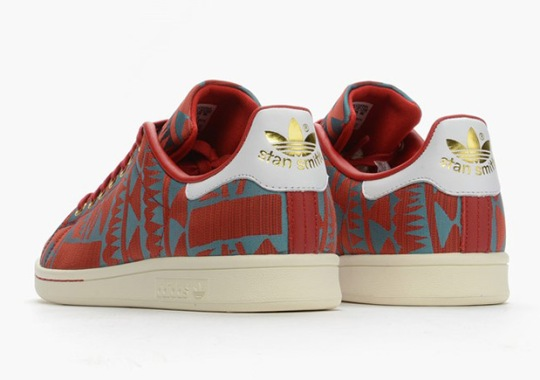 adidas Stan Smith Brings Aztec Themes To New Releases