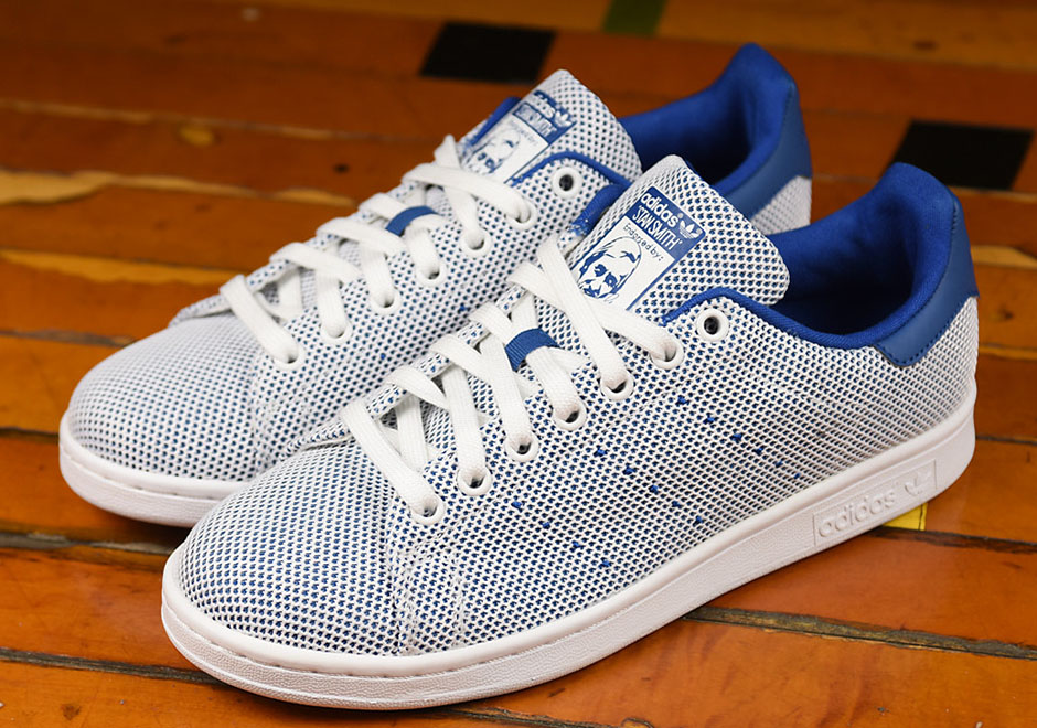 adidas Stan Smith Mesh adiColor | SneakerNews.com