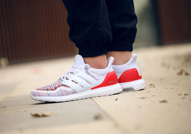 """47619b4bf00 Here s What The adidas Ultra Boost """"Multi-Color"""" Looks Like On Feet"""