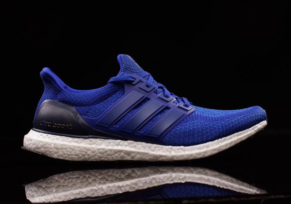 Adidas Boost Blue