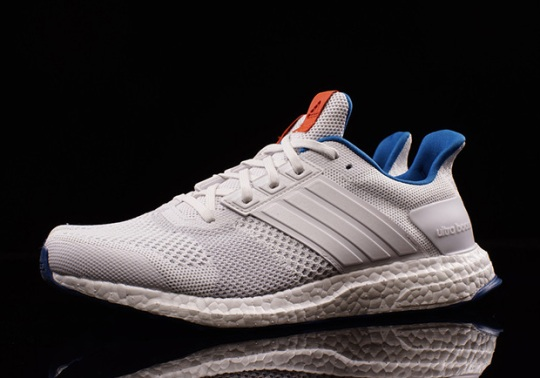 adidas Drops An Ultra Boost ST For The OKC Thunder Fans