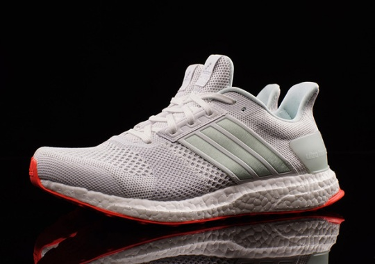 "adidas Copies The ""Pure Platinum"" Look For The Ultra Boost ST"