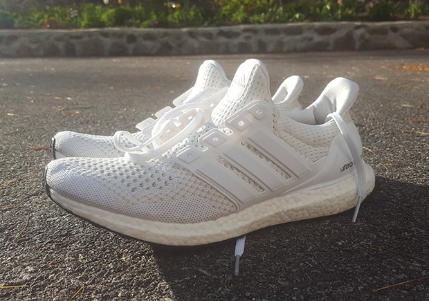 adidas ultra boost in washing machine