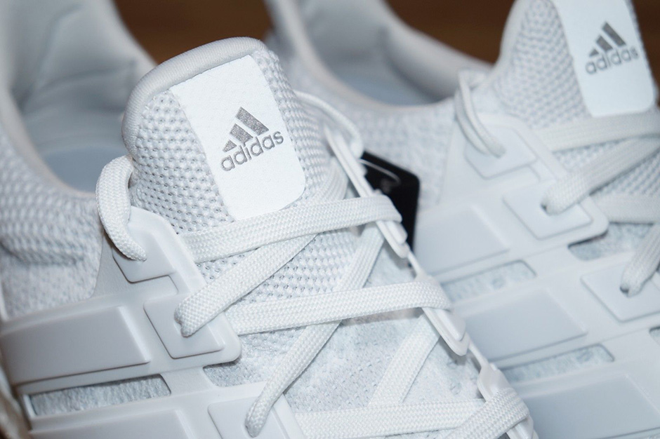 Adidas De Ultra Impulso Uncaged Triple Blanco Ebay 0vLFISosPW