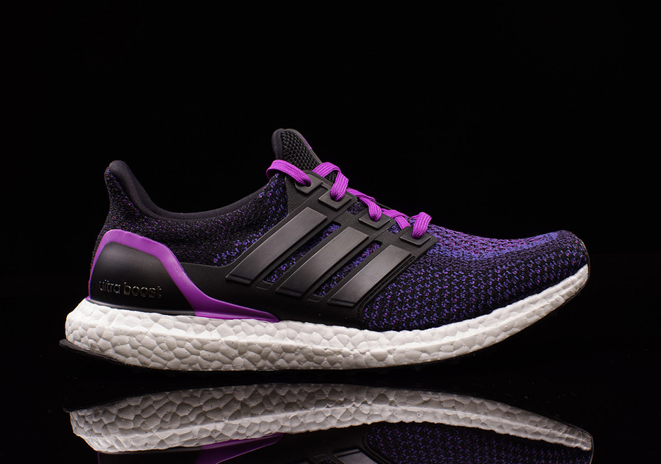 adidas Ultra Boost Women s Black Purple AQ5935  6f7fda4c71