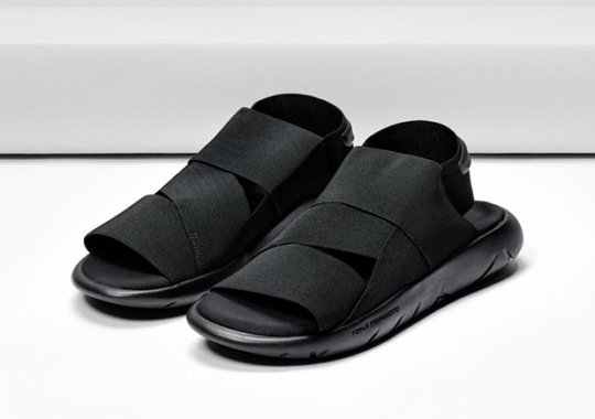 The Popular adidas Y-3 Qasa Is Now A Summer Sandal