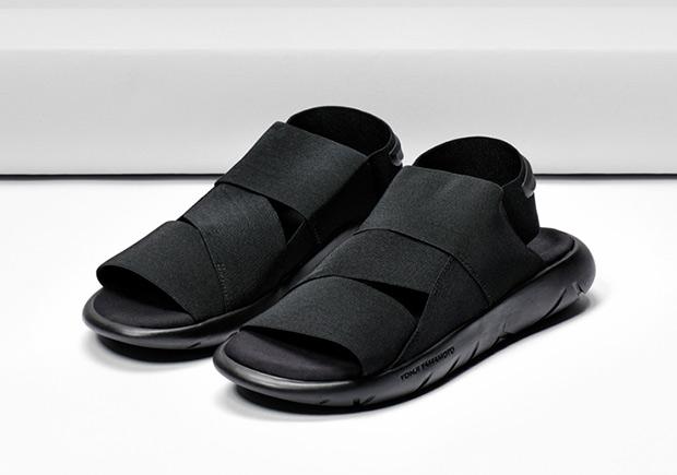 c89dceaf3 The Popular adidas Y-3 Qasa Is Now A Summer Sandal