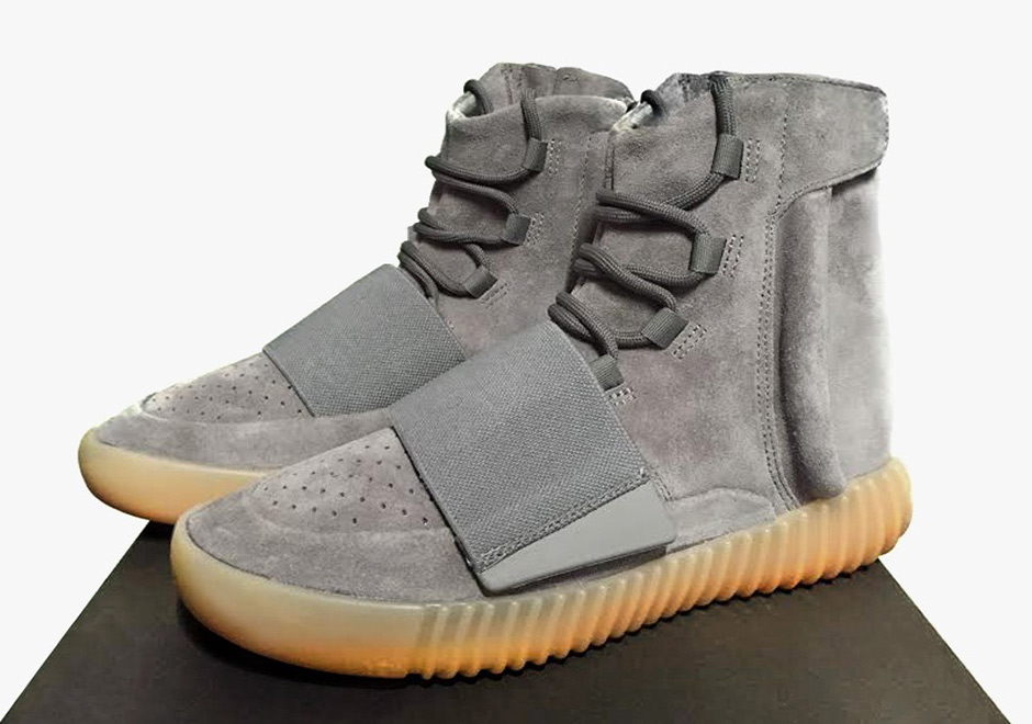 best service 82e93 8ea36 adidas yeezy boost 750 kids Grey